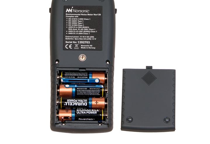 Nor139-batteries