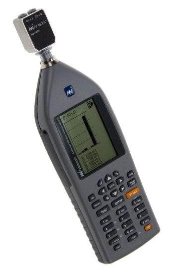 Nor136-vibration-meter
