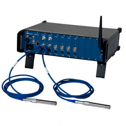 Nor850 Multi channel rack with microphones