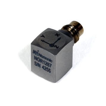 Nor1287 Triaxial miniature accelerometer