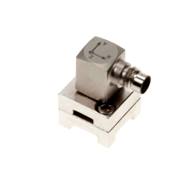 Nor1291 Handle adaptor plate for triaxial accelerometer Nor1287