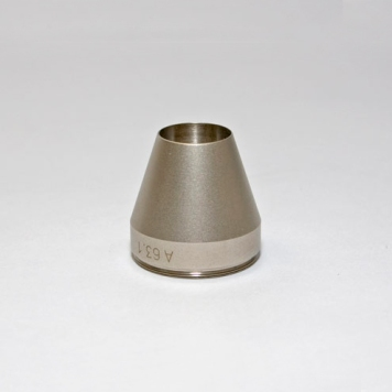 Nor1273, 1/1″ microphone to 1/2″ preamplifier adaptor