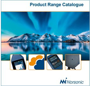 Norsonic Product Catalogue